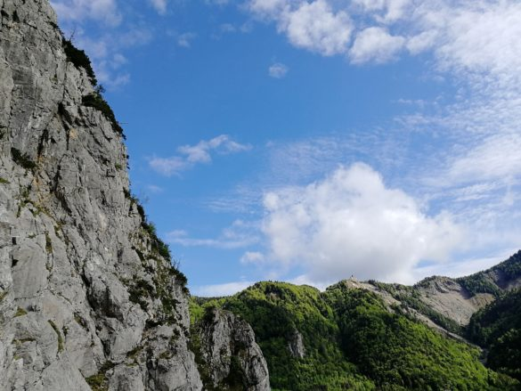 Bornove skale pred šihtom