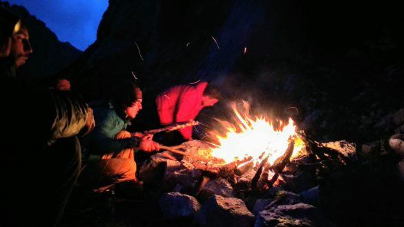 Domžalski predstavniki na taboru Pipa miru