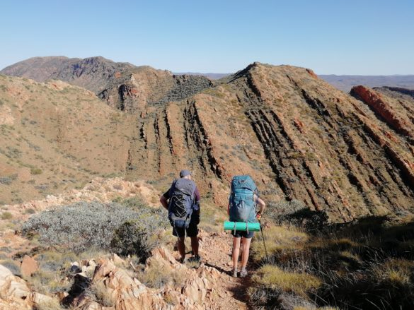 Avstralski kilometri in druge pripetije