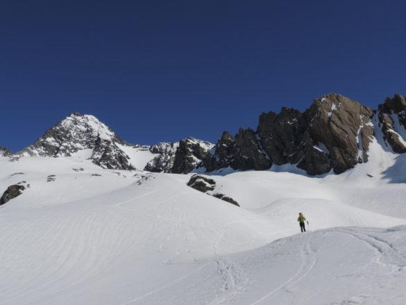 Slovanov polna zimska soba pod avstrijskim očakom